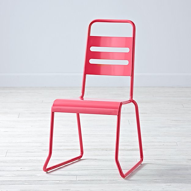 Homeroom Pink Kids Chair