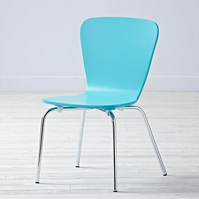 Little Felix Azure Kids Chair