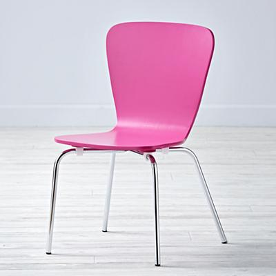 Little Felix Fuchsia Kids Chair