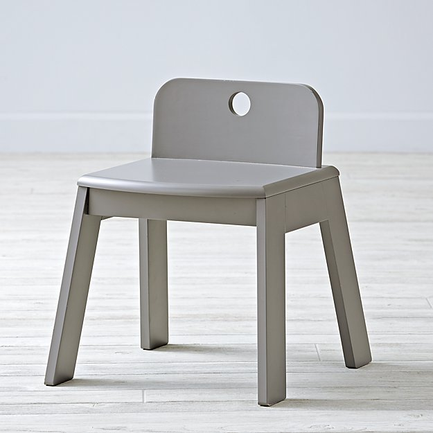 Mojo Grey Kids Chair
