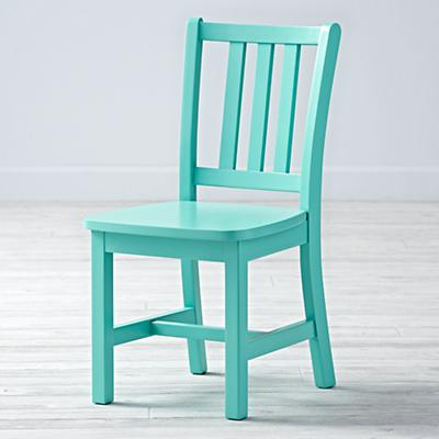 Parker Azure Kids Chair