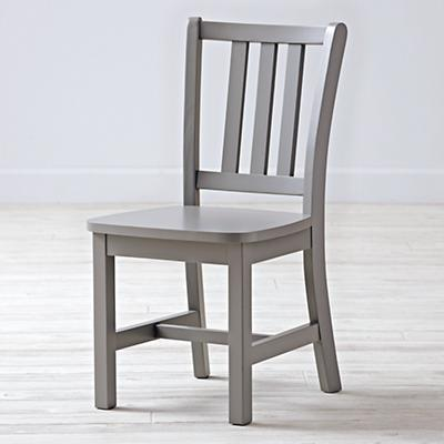 Parker Grey Kids Chair