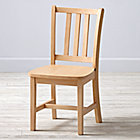 """Parker Natural Kids ChairFloor to Seat: 14"""" H"""