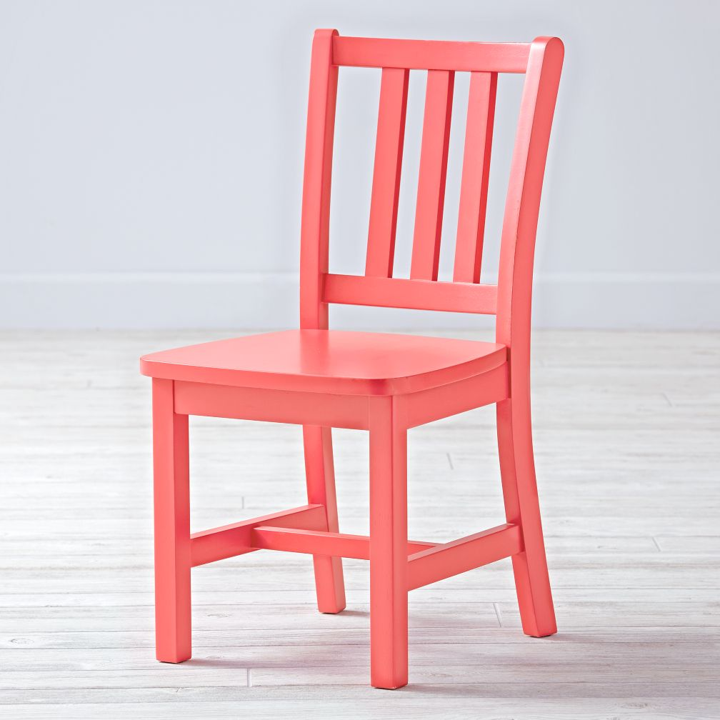 Parker Pink Kids Chair