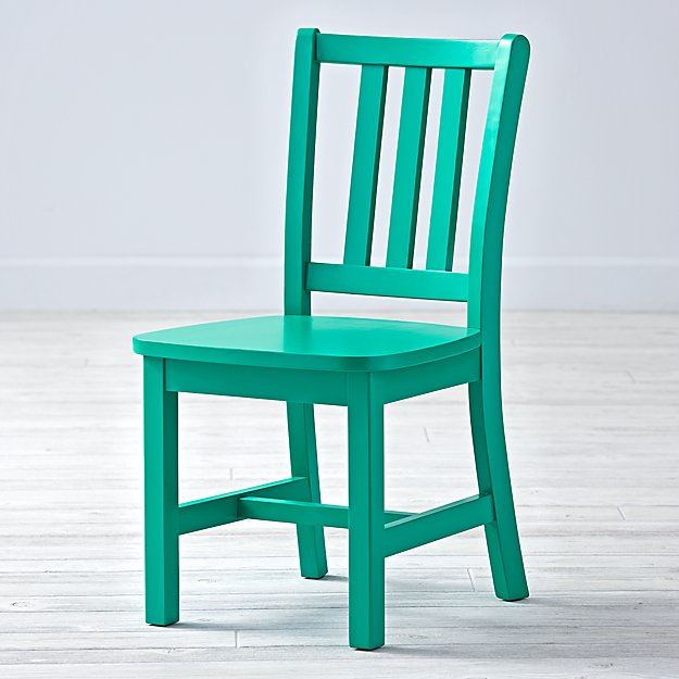 Parker Spruce Kids Chair