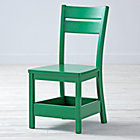 "Porter Green Kids ChairFloor to Seat: 14"" H"