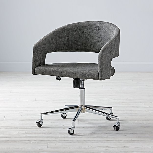 U-Turn Desk Chair (Iron)