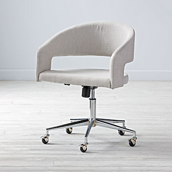 U-Turn Desk Chair (Mist)