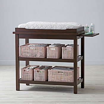 Delightful Change It Up Changing Table (Java)
