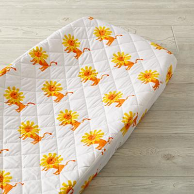 Wild Excursion Lion Changing Pad Cover