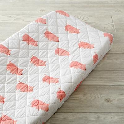Wild Excursion Pig Changing Pad Cover