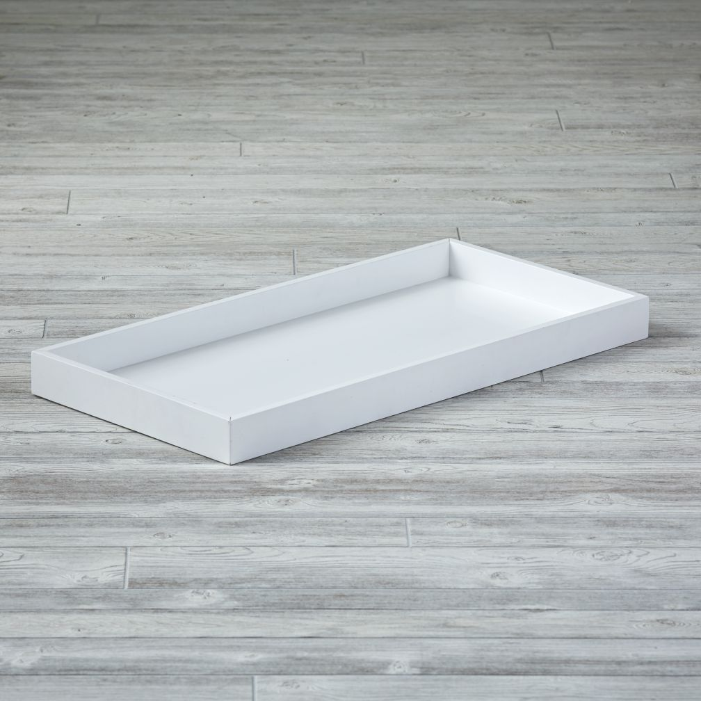 Cargo Changing Table Topper (White)