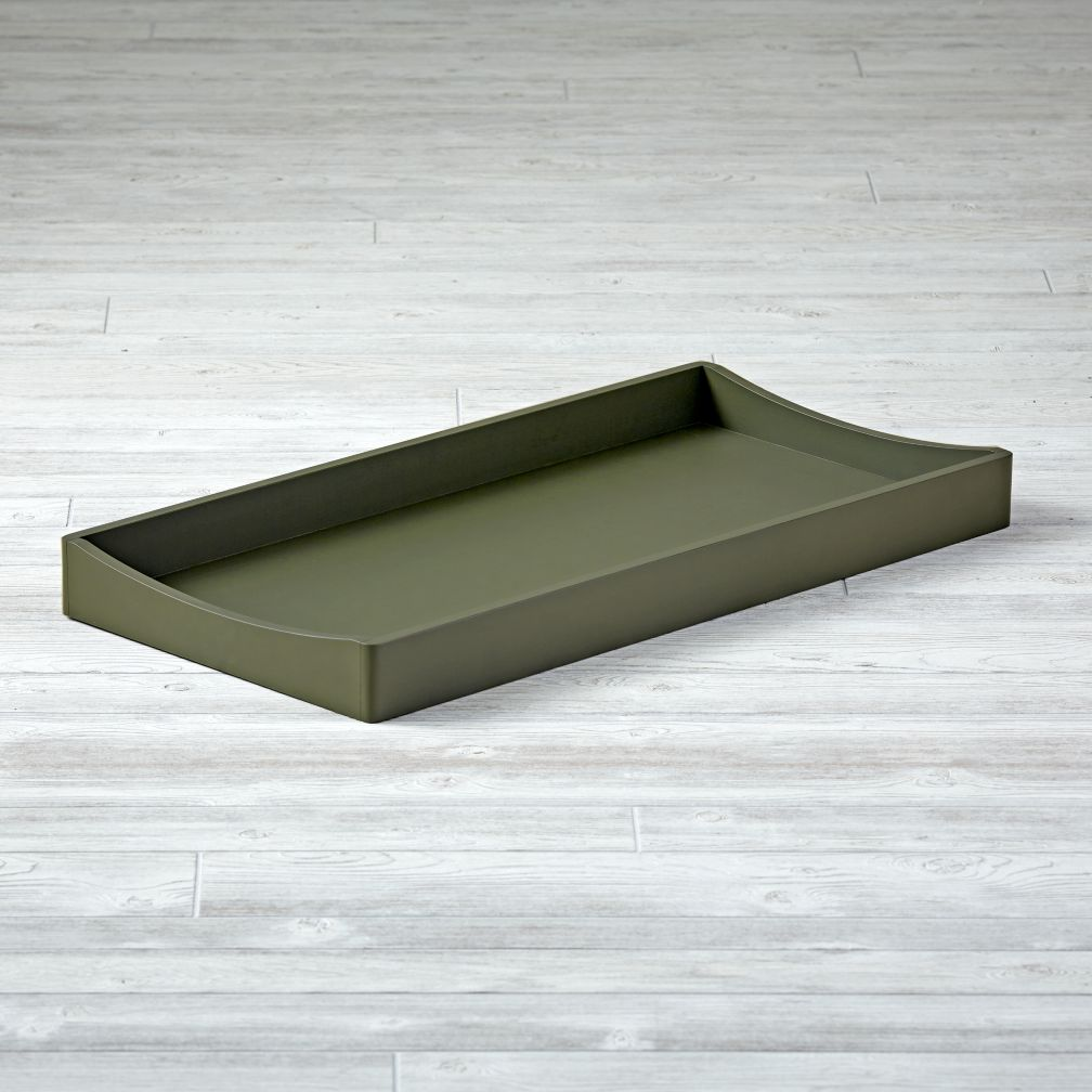 Hampshire Changing Table Topper (Olive)