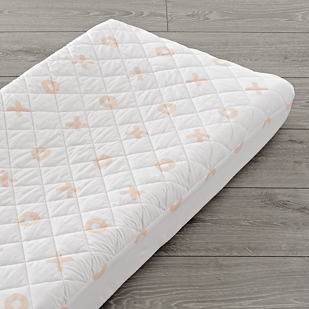 Little Angel XOXO Changing Pad Cover
