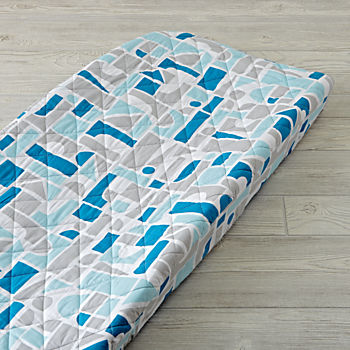 Block Party Changing Pad Cover