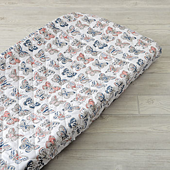 Butterfly Changing Pad Cover