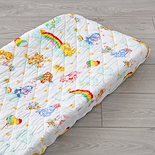 Care Bears Changing Pad Cover