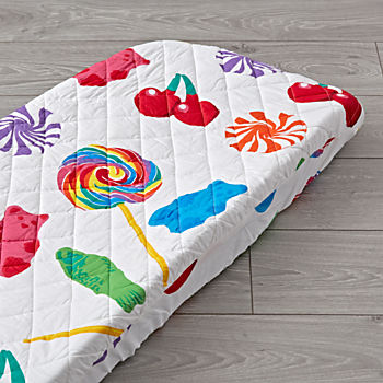 Dylan's Candy Bar Changing Pad Cover