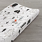 Changing_Pad_Cover_Forest_Friends_White