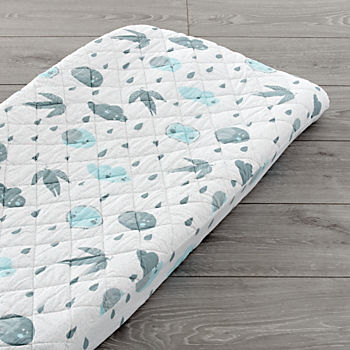 Night and Day Blue Moon Changing Pad Cover