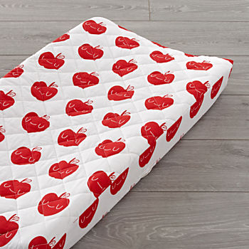 Apple Orchard Changing Pad Cover