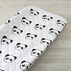Panda Changing Pad Cover