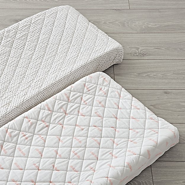 Set of 2 Iconic Cloud Changing Pad Covers