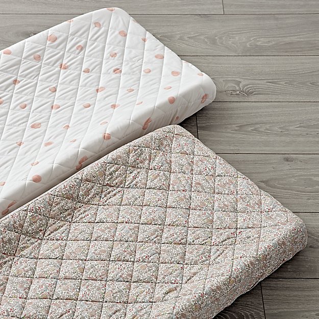 Set of 2 Modern Chic Changing Pad Covers