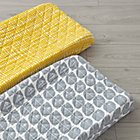 Set of 2 Modern Mix Changing Pad Covers