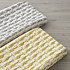 Set of 2 Savanna Changing Pad Covers