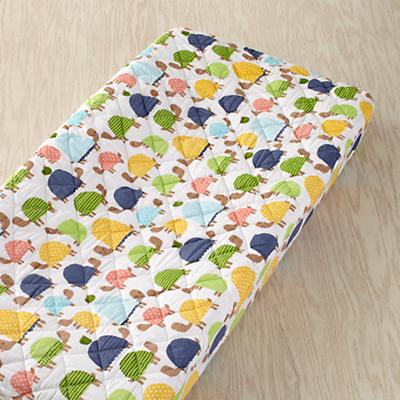 See Turtles Changing Pad Cover
