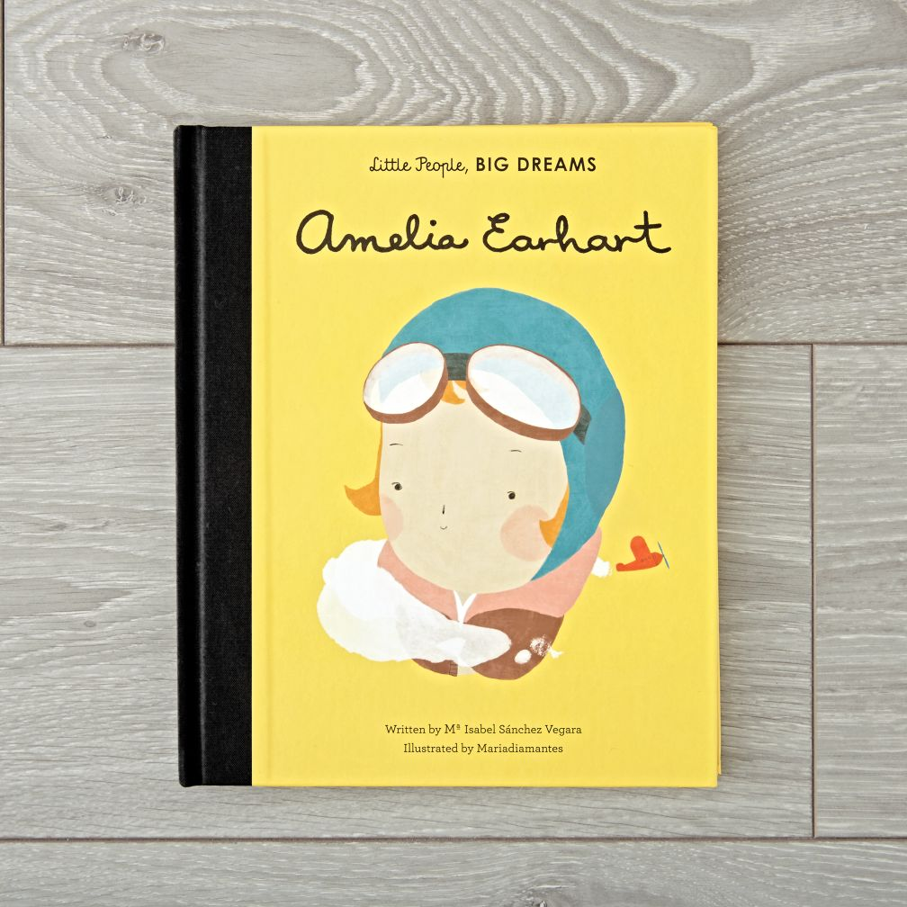 amelia earhart biography for kids the land of nod