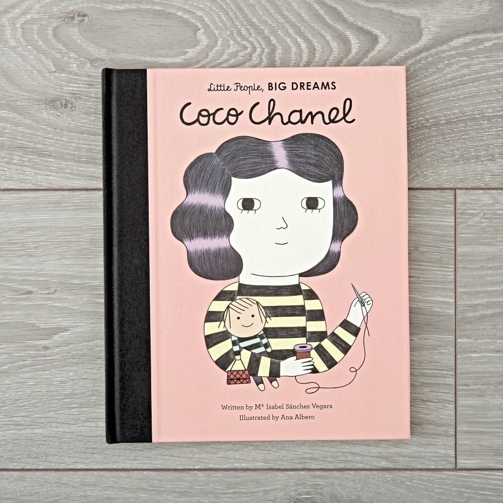 Coco Chanel Book For Kids The Land Of Nod