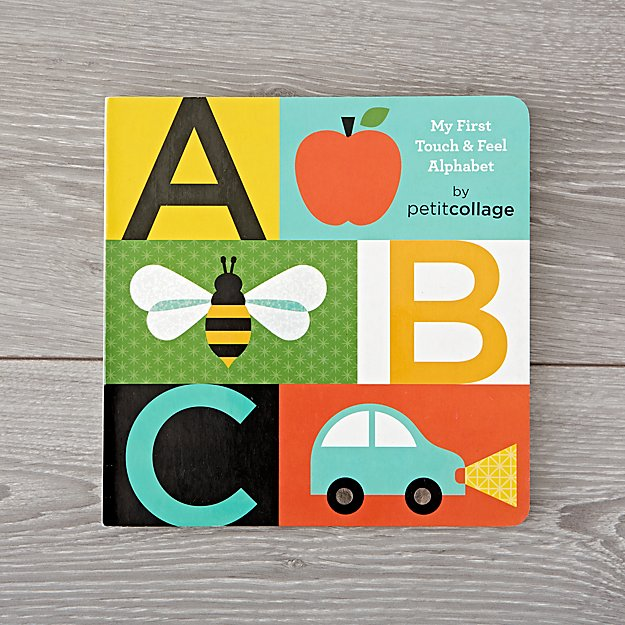 ABC: My First Touch and Feel Alphabet