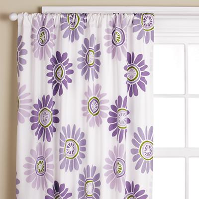 Lavender Citrus Daisy Panel<br />(Sold Individually)