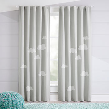 Kids curtains bedroom nursery the land of nod for Blackout curtains for kids rooms