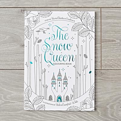 Coloring_Book_The_Snow_Queen