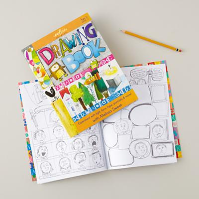 Drawing Book with Melissa Sweet