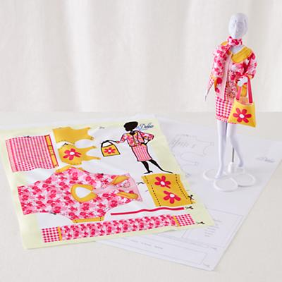 Dress Patterns (Debbie Flower)