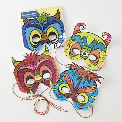Make a Mask (Monsters)