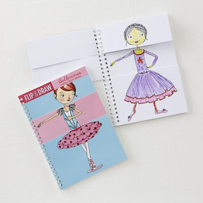 Flip and Draw (Ballerina)