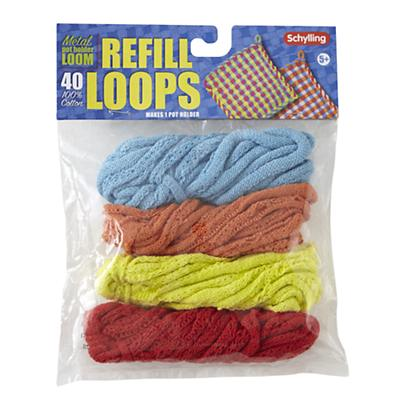 Potholder Loom Refill Pack