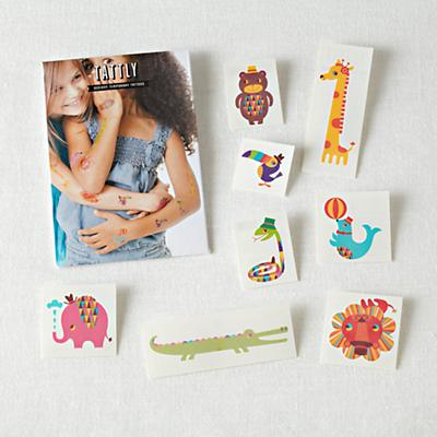 Temporary Tattoos (Menagerie)