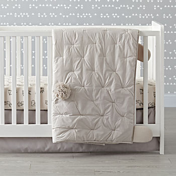 Bunny Crib Bedding (3-Piece Set)