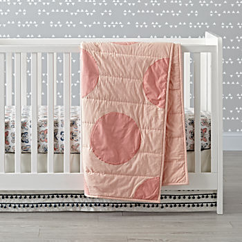 Butterfly Crib Bedding (3-Piece Set)