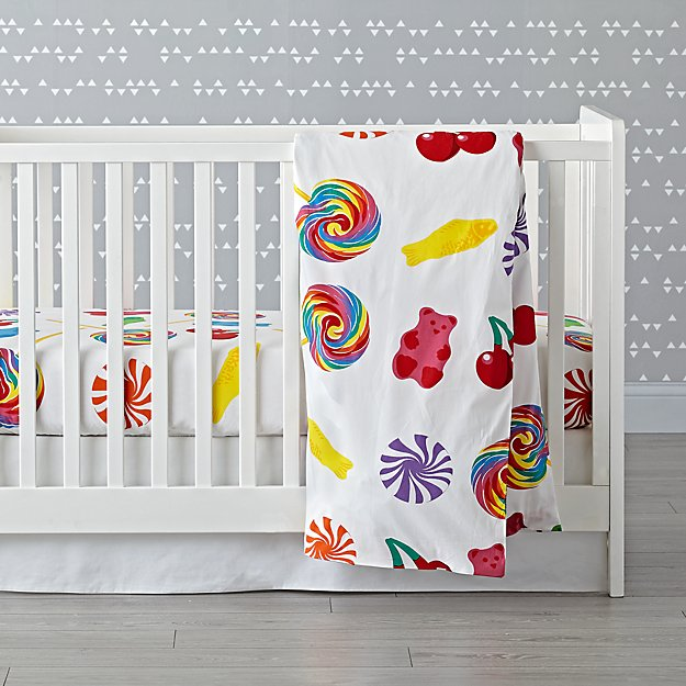 Dylan's Candy Bar Crib Bedding