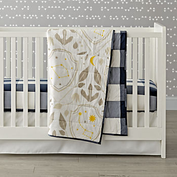 Genevieve Gorder Shield Crib Bedding (3-Piece Set)