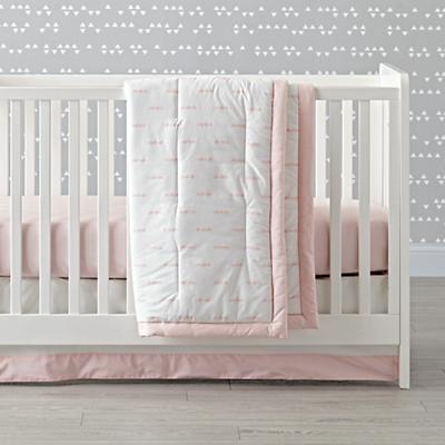 Crib_Bedding_Iconic_Solid_Pink_v2