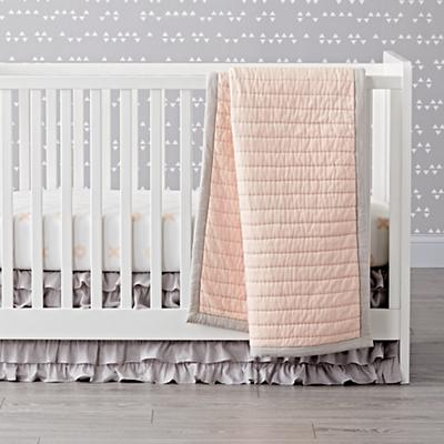 Crib_Bedding_Little_Angel_XOXO_SQ