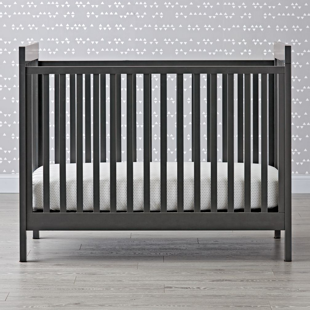 Unfinished crib for sale - Cargo Crib Charcoal